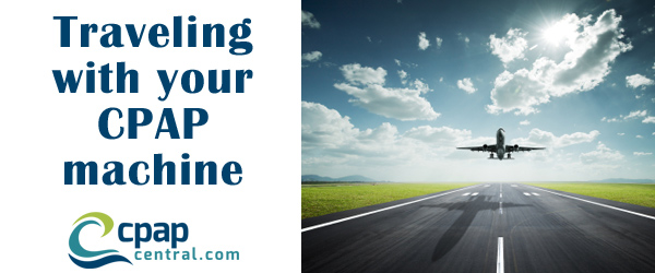 can you travel with a cpap machine